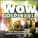 Gospel - 【メール便送料無料】VA / Wow Gospel 2011 (輸入盤CD)