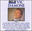 【輸入盤CD】Vic Damone / Best Of (ビック ダモン)