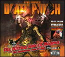 【メール便送料無料】Five Finger Death Punch / Wrong Side Of Heaven Righteous Side Of Hell 1(Deluxe Edition) (輸入盤CD)(ファイヴ フィンガー デス パンチ)