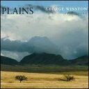 爵士 - 【メール便送料無料】George Winston / Plains (輸入盤CD)(ジョージ・ウィンストン)