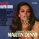【メール便送料無料】Martin Denny / Exotic Love/Exotica Today (輸入盤CD) (マーティン・デニー)