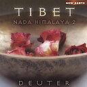 【メール便送料無料】Deuter / Tibet: Nada Himalaya 2 (輸入盤CD)(ドイター)【癒し】