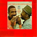 【メール便送料無料】Jimmy Smith & Wes Montgomery / Jimmy & Wes: Dynamic Duo (輸入盤CD)(ジミー・スミス)