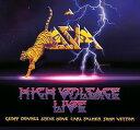 其它 - 【メール便送料無料】Asia / High Voltage (w/DVD) (輸入盤CD)( エイジア )