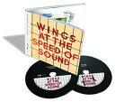 【メール便送料無料】Paul McCartney & Wings / At The Speed Of Sound (輸入盤CD)( ポール・マッカートニー&ウィングス)