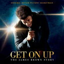 R & B, Disco Music - 【メール便送料無料】James Brown (Soundtrack) / Get On Up: The James Brown Story (輸入盤CD)(ジェームス・ブラウン)