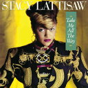 R & B, Disco Music - 【メール便送料無料】Stacy Lattisaw / Take Me All The Way (Expanded Version) (輸入盤CD)(ステイシー・ラティソウ)