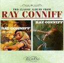 【メール便送料無料】Ray Conniff / Love Affair/Somewhere My Love (輸入盤CD)(レイ・コニフ)
