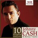 其它 - Johnny Cash / 10 Original Albums (輸入盤CD)(ジョニー・キャッシュ)