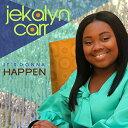 Gospel - 【メール便送料無料】Jekalyn Carr / It's Gonna Happen (輸入盤CD)