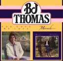 【メール便送料無料】B.J. Thomas / You Gave Me Love/Miracle (輸入盤CD)(BJトーマス)