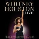 【メール便送料無料】Whitney Houston / Live: Her Greatest Performances (w/DVD) (輸入盤CD)(ホイットニー・ヒューストン)