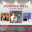 Joshua Bell / Joshua Bell: Three Classic Albums (Limited Edition) (輸入盤CD)( ジョシュア・ベル )