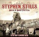 【メール便送料無料】Stephen Stills / Bread Roses Festival 4th September 1978 (輸入盤CD)( スティーヴン スティルス )