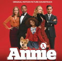 【メール便送料無料】Soundtrack / Annie (輸入盤CD)(アニー 2014)