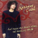 Other - 【メール便送料無料】Rosanne Cash / Blue Moons & Broken Hearts: Anthology 1979-1995 (輸入盤CD)