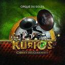 【メール便送料無料】Cirque Du Soleil / Kurios: Cabinet Des C