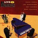 现代 - 【メール便送料無料】Chick Corea / Live In Montreux (輸入盤CD)(チック・コリア)