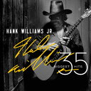 【メール便送料無料】Hank Williams Jr / 35 Biggest Hits (Bonus Track) (輸入盤CD)(ハンク・ウィリアムス・ジュニア)