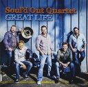 【輸入盤CD】Soul'd Out Quartet / Great Life ( ソールド・アウト・カルテット)