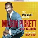 【メール便送料無料】Wilson Pickett & The Falcons / Midnight Mover:Early Years 1957-62 (輸入盤...