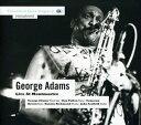其它 - 【メール便送料無料】George Adams / Live At Monttmartre (輸入盤CD) (ジョージ・アダムス)