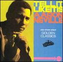 R & B, Disco Music - 【メール便送料無料】AARON NEVILLE / TELL IT LIKE IT IS: GOLDEN CLASSICS (輸入盤CD) (アーロン・ネヴィル)