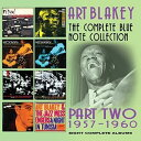 Modern - Art Blakey / Complete Blue Note Collection: 1957-1960 (輸入盤CD)(アート・ブレーキー)