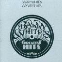 【メール便送料無料】BARRY WHITE / GREATEST HITS 1 (輸入盤CD) (バリー・ホワイト)