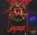 CD, DVD, 樂器 - 【メール便送料無料】Accept / Compilation: Restless & Wild & Balls To The Wall (輸入盤CD) (アクセプト)
