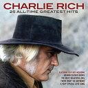 其它 - 【メール便送料無料】Charlie Rich / 25 All-Time Greatest Hits (輸入盤CD)(チャーリー・リッチ)