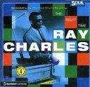 其它 - 【メール便送料無料】Ray Charles / Right Time/Best Of Atlantic Years (20 Cuts) (輸入盤CD)(レイ・チャールズ)