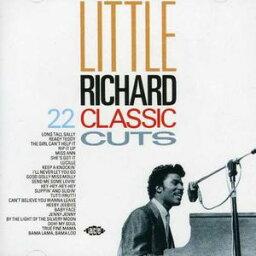【輸入盤CD】【ネコポス送料無料】LITTLE RICHARD / CLASSIC CUTS (<strong>リトル・リチャード</strong>)