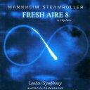 【輸入盤CD】MANNHEIM STEAMROLLER / FRESH AIRE 8 (マンハイム・スティームローラー)