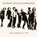 【メール便送料無料】Stephen Stills Manassas / Bananafish Gardens, NY (輸入盤CD)(スティーブン スティルス&マナサス)