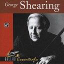 【輸入盤CD】GEORGE SHEARING / BALLAD ESSENTIALS (ジョージ・シアリング)