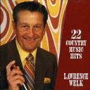 【メール便送料無料】LAWRENCE WELK / 22 GREAT COUNTRY MUSIC HITS (輸入盤CD)(ローレンス ウェルク)