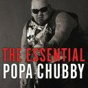 其它 - 【メール便送料無料】Popa Chubby / Essential Popa Chubby (輸入盤CD)(パパ・チャビー)