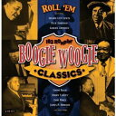 Modern - VA / Roll Em: 103 Rompin Boogie Woogie Classics (輸入盤CD)