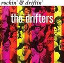 【メール便送料無料】Drifters / Rockin & Driftin (輸入盤CD) (ドリフターズ)