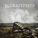 【メール便送料無料】36 Crazyfists / Collisions Castaways (輸入盤CD)(36クレイジーフィスツ)