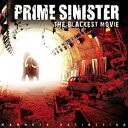 Rock, Pop - 【メール便送料無料】Prime Sinister / Blackest Movie (輸入盤CD)
