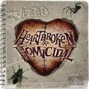 【メール便送料無料】Twiztid / Heartbroken & Homicidal (輸入盤CD)