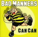 【メール便送料無料】Bad Manners / Can Can (Bonus DVD) (輸入盤CD) (バッド・マナー