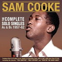 Other - 【メール便送料無料】Sam Cooke / Complete Solo Singles As & Bs 1957-62 (輸入盤CD)【K2016/9/9発売】(サム・クック)
