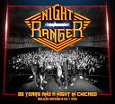 Night Ranger / 35 Years A Night In Chicago (w/DVD) (Deluxe Edition) (輸入盤CD)【K2016/12/2発売】(ナイト レンジャー)