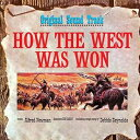 【メール便送料無料】Alfred Newman (Soundtrack) / How The West Was Won (輸入盤CD)【K2016/11/4発売】
