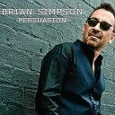 【メール便送料無料】Brian Simpson / Persuasion (輸入盤CD)【K2016/11/18発売】 (ブライアン・シンプソン)
