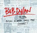 【メール便送料無料】Bob Dylan / Real Royal Albert Hall 1966 Concert (輸入盤CD)【K2016/12/2発売】(ボブ・ディラン)