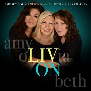 Olivia Newton-John/Beth Neisen Chapman/Amy Sky/Liv On(進口盤CD)(奥利維亞·牛頓喬恩)